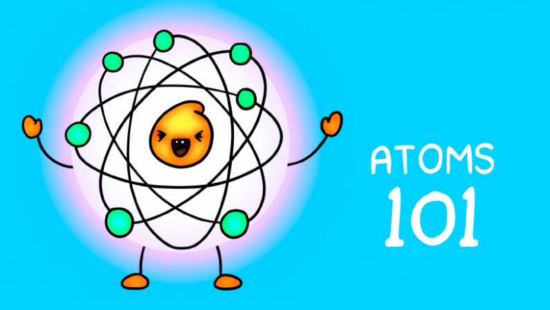 Atoms 101: Elements, Electrons, and Bonding Basics
