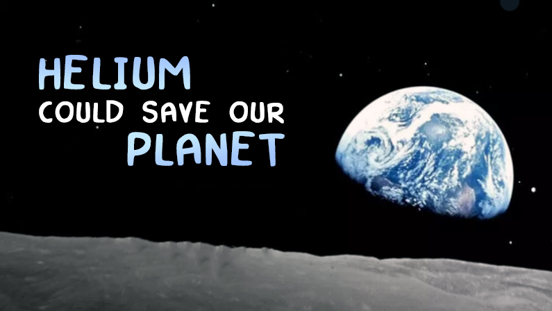 Helium Could Save Our Planet